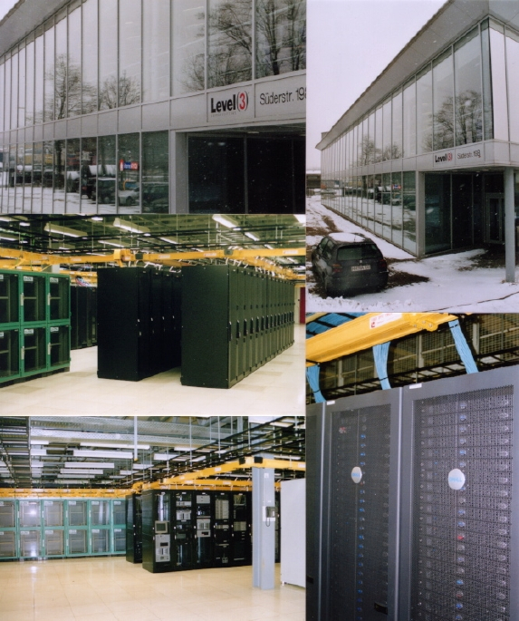 Europe, Germany: Managed Dedicated server hosting